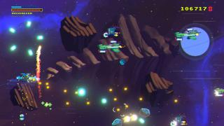 Скриншоты  игры Black Paradox