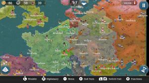 миниатюра скриншота European Conqueror X