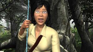 миниатюра скриншота Nancy Drew: The Creature of Kapu Cave