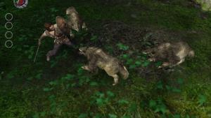 миниатюра скриншота Bard's Tale, the (2004)