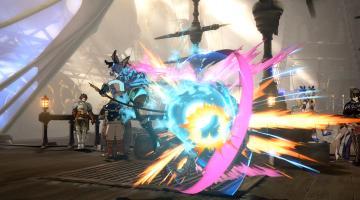 Скриншот Granblue Fantasy: Versus