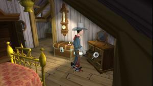 миниатюра скриншота Wanted: A Wild Western Adventure