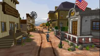 Скриншоты  игры Wanted: A Wild Western Adventure