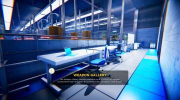 Скриншот Hypergun