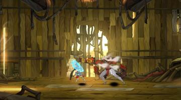 Скриншот Bladed Fury