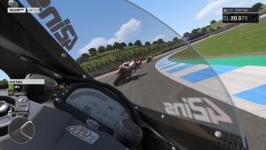 миниатюра скриншота MotoGP 19