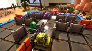 Скриншот Battle Bolts