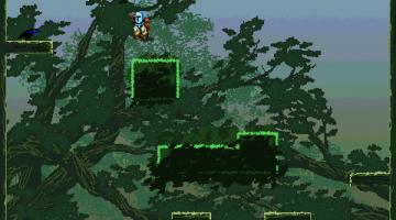 Скриншот Jump King