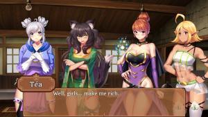 миниатюра скриншота After I met that catgirl, my questlist got too long!