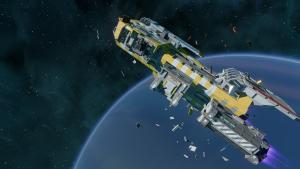 миниатюра скриншота Starbase