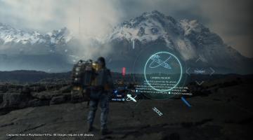 Скриншот Death Stranding
