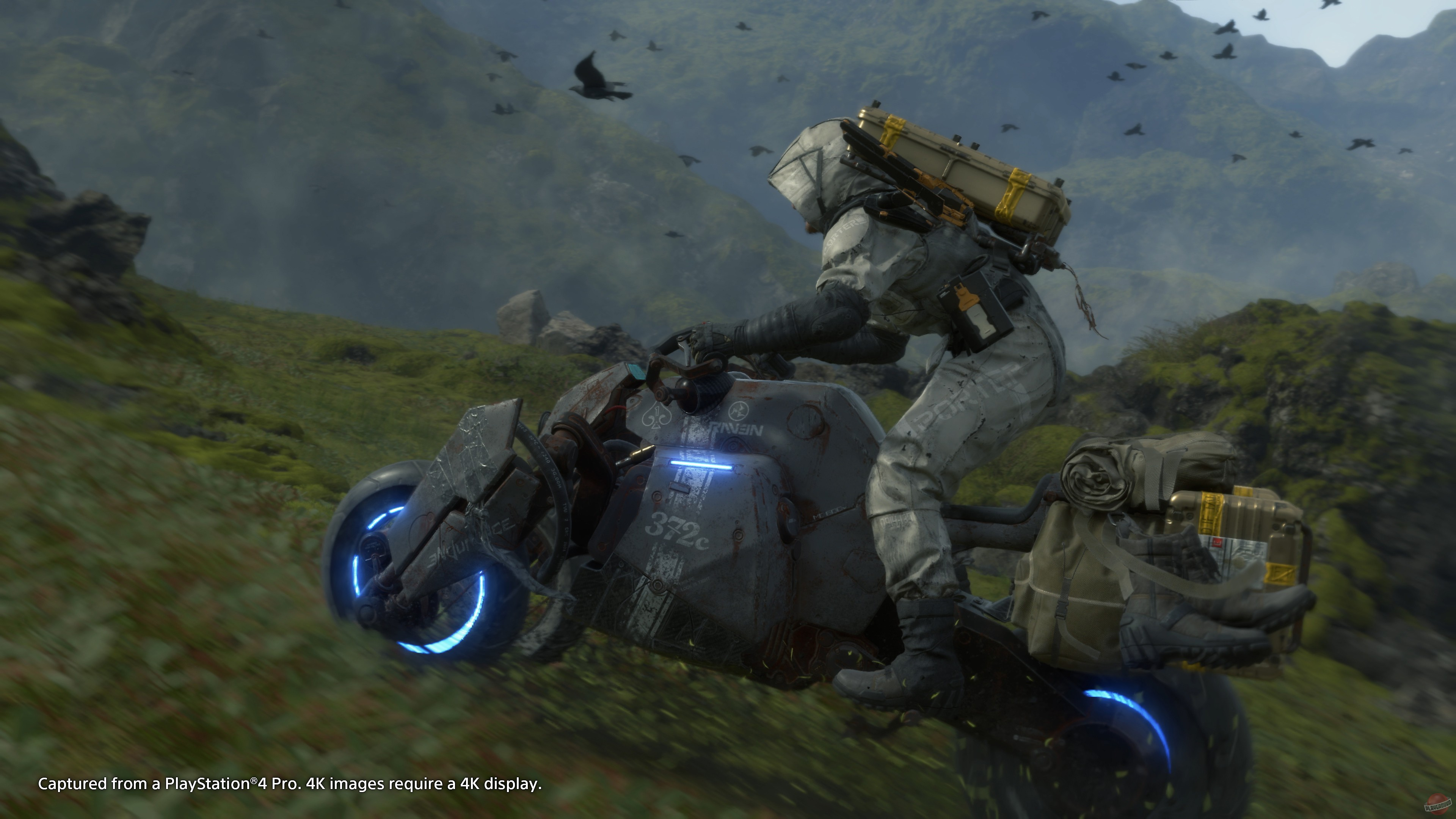 Аренда Death Stranding на PlayStation 4