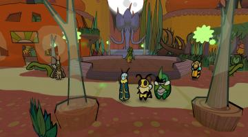 Скриншот Bug Fables