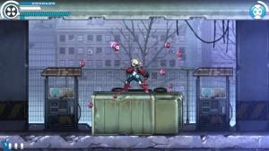 миниатюра скриншота Gunvolt Chronicles: Luminous Avenger iX