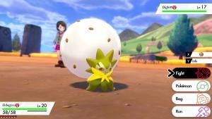 миниатюра скриншота Pokemon Sword & Shield