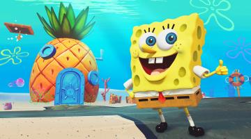 Скриншот SpongeBob SquarePants: Battle for Bikini Bottom - Rehydrated