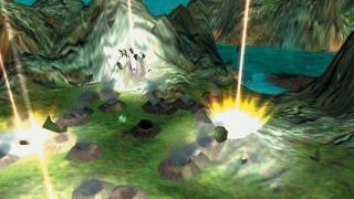 Скриншоты  игры Black & White