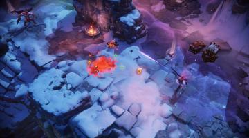 Скриншот Darksiders: Genesis