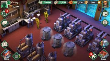Скриншот Breaking Bad: Criminal Elements