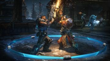 Скриншот Gears 5