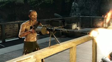 Скриншот Zombie Army 4: Dead War