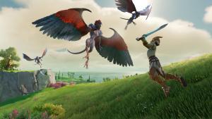 миниатюра скриншота Gods & Monsters