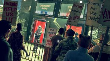 Скриншот Watch Dogs: Legion
