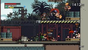 миниатюра скриншота Mercenary Kings