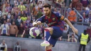 миниатюра скриншота eFootball PES 2020