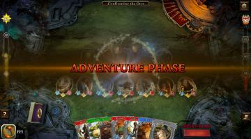 Скриншот The Lord of the Rings: Adventure Card Game