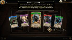 миниатюра скриншота The Lord of the Rings: Adventure Card Game