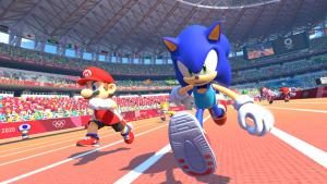 миниатюра скриншота Mario & Sonic at the Olympic Games Tokyo 2020