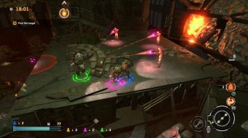 Скриншот Contra: Rogue Corps
