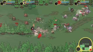 Скриншоты  игры Conan Chop Chop