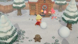 миниатюра скриншота Animal Crossing: New Horizons