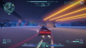миниатюра скриншота Nightwolf: Survive the Megadome