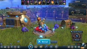 миниатюра скриншота Minion Masters