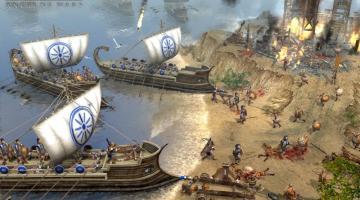 Скриншот Ancient Wars: Sparta