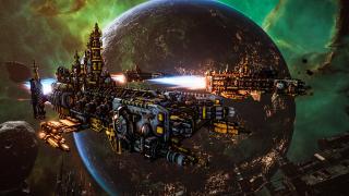 Скриншоты  игры Battlefleet Gothic: Armada 2