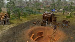 миниатюра скриншота Settlers: Heritage of Kings, the
