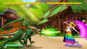миниатюра скриншота Fantasy Strike