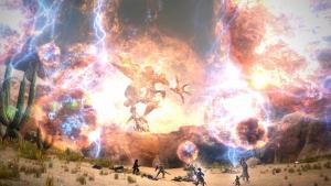 миниатюра скриншота Final Fantasy 14: A Realm Reborn