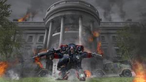 миниатюра скриншота Metal Wolf Chaos XD