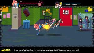 миниатюра скриншота River City Girls