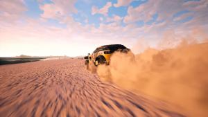 миниатюра скриншота Dakar 18