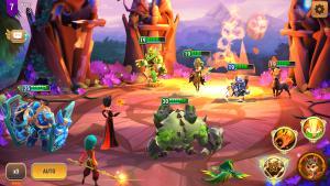 миниатюра скриншота Might & Magic: Elemental Guardians