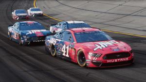 миниатюра скриншота NASCAR Heat 4