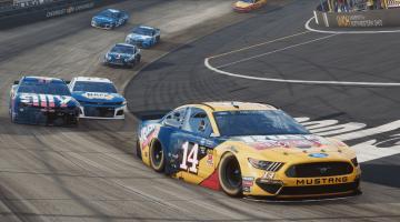 Скриншот NASCAR Heat 4