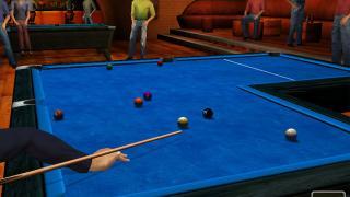 Скриншот World Snooker Championship 2005