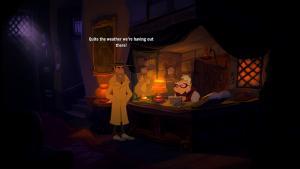 миниатюра скриншота Gibbous - A Cthulhu Adventure